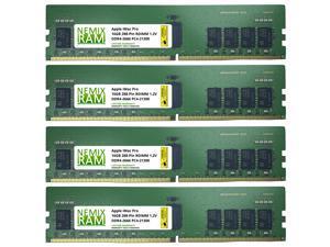 64GB 4X16GB NEMIX RAM Memory for Apple iMac Pro 27-inch Late 2017