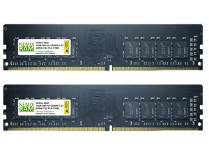 32GB (2x16GB) DDR4 2133 (PC4 17000) Desktop Memory Module