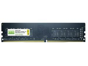 8GB (1x8GB) DDR4 2666 (PC4 21300) Desktop Memory Module
