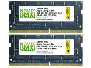 8GB 2X4GB NEMIX RAM Memory for Apple iMac Early & Mid 2009