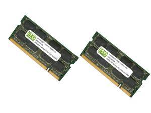 NEMIX RAM 4GB 2x2GB DDR2-667 Memory for Apple MacBook 2007 2008