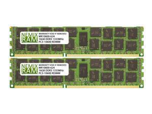 16GB 1x16GB DDR3-1333 Memory RAM for Apple Mac Pro Mid 2010 5,1