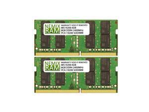 "NEMIX RAM 16GB 2X8GB DDR4-2400 Memory for Apple iMac 2017 Retina 27"""