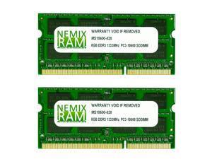 NEMIX RAM 16GB (2X8GB) DDR3-1333 Memory for Apple MacBook Pro 2011