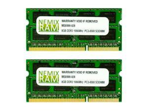 NEMIX RAM 16GB 2X8GB DDR3 Memory for Apple MacBook Pro 2010 7,1