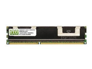 NEMIX RAM 16GB DDR3-1066 PC3-8500 4Rx4 ECC Registered Memory