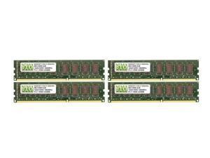 64GB (4x16GB) DDR3 1866 (PC3 14900) Desktop Memory Module