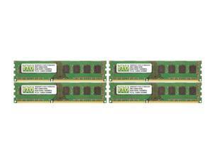 32GB (4x8GB) DDR3 1600 (PC3 12800) Desktop Memory Module
