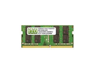 Lenovo 4X70N24889 16GB (1x16GB) DDR4 2400 (PC4 19200) SODIMM compatible Memory RAM