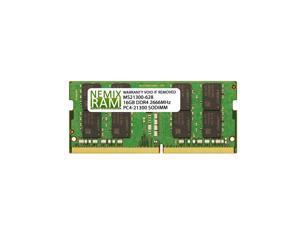 NEMIX RAM 16GB Replacement for Samsung M471A2K43DB1-CTD DDR4-2666 SODIMM 2Rx8