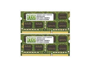 16GB 2X8GB NEMIX RAM Memory for Apple MacBook Pro Mid 2010