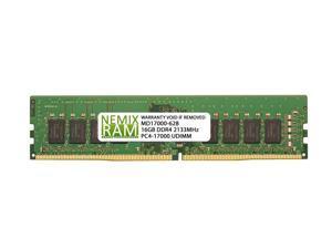 16GB (1x16GB) DDR4 2133 (PC4 17000) Desktop Memory Module