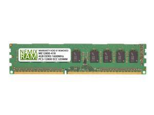 Memory//Ram 16GB 2*8GB PC3-12800E ECC UDIMM unbuffered M391B1G73QH0-CK0 1.5V hp