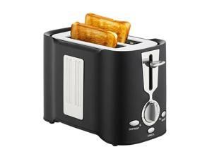 Toaster 2 Slices,With  Defrost Cancel Reheat Function, Ultra-Wide  Toaster