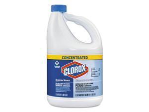 Clorox Germicidal Bleach, Concentrated (3 pk., 121 oz. Bottles)