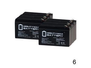 Mighty Max Battery 12V 75AH Gel Battery Replacement for Exide ST24MS525 Brand Product