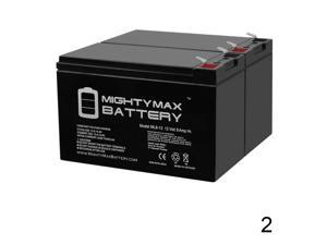 Mighty Max Battery 12V 5Ah UPS Battery for Minuteman E500-3 Pack Brand Product
