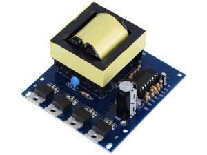 Zerone Inverter Boost Module 500W DC 12V/24V to AC 18V 0-220V-380V Power Car ConverterBoard for Color TVLaptopComputer All Kinds of Computer Monitors