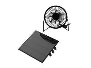Zerone 1Pc Portable Mini Handheld USB Charging Indoor Desktop Outdoor Fan with Rope White