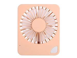 XIAOF-FEN Fashion USB Mini Fan Large Capacity Pen Tube Fan Powerful Wind Ultra Quiet Desktop Fan Phone Holder USB Fan Color : White