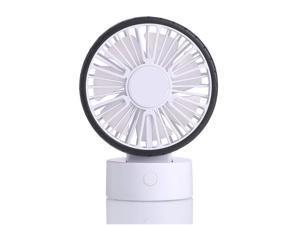XIAOF-FEN Mini Portable Fans Desktop Rechargeable Built-in Battery Air Cooling Fan Student Dormitory Bed USB Fan USB Fan Color : Bule, Size : 2000 mAh