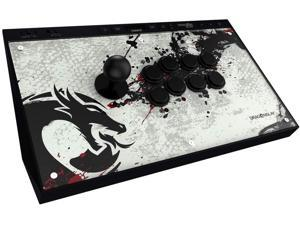DRAGON SLAY Universal Arcade Fight Stick Controller - 8 Button Compatible with Switch, PS4, Xbox One, PC & Android