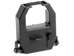 AMANO Pix-55 Time Clock Recorder Ribbon Compatible - Black ink 3-Pack