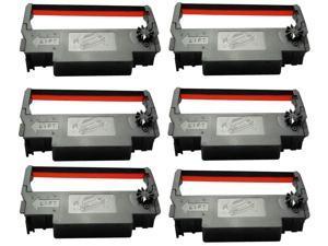 Black Compatible Swartz Ink Products-Royal Custom Futura 600 and Futura 800 Typewriter Ribbon Twin Spool