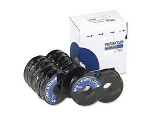 Printronix 179499-001 OEM Ribbon - P7000 P7005 P7010 P7015 P7205 P7210 P7215 P7220 Spool Printer Series Ultra Capacity Ribbon (90M Characters) (6 Rbn/Box) OEM