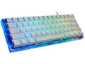LIUFENGLONG Illuminated Gaming Keyboard Wired Laptop USB Mechanical Feel Keyboard Professional Gaming Keyboard