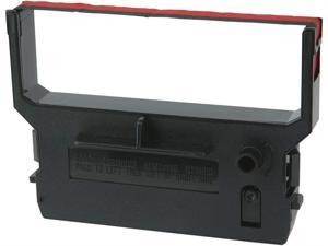 Porelon 11301 Citizen DP600/IR61 Black/Red Nylon Replacement Cash Register/POS Ribbon, 1 Pack