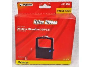Porelon 11510 Black Printer Ribbon