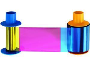 Fargo DTC1500 Color Ribbon -YMCKO - 045610