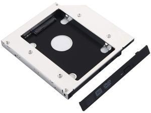 NIGUDEYANG 2nd HDD SSD Hard Drive Caddy Frame Tray for Lenovo IdeaPad G500 G510 G530 G550 G555