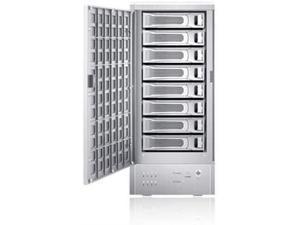 Sans Digital ST-SAN-TR8UT+NC TowerRAID - 8 Bay USB 3.0/eSATA Hardware 5 Tower, Silver