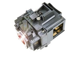 Araca ELPLP76 Replacement Projector Lamp with Housing for Epson EB-G6900WU G6970WU G6550WU G6570WU G6450WU G6870 G6050W G6270W G6150 G6170 G6070W Projector