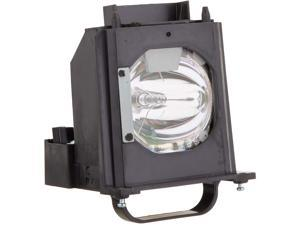 WD-65737 WD-82837 WD-73737 WD-65736 WD-73735 WD-60737 WD-82737 AuraBeam Economy 915B403001 Replacement Lamp with Housing for Mitsubishi TV WD-60735