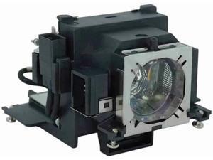 CTLAMP A+ Quality ET-LAV100 Replacement Projector Lamp ET-LAV100 Compatible Bulb with Housing Compatible with Panasonic PT-VW330 / PT-VX400 / PT-VX400NT / PT-VX41
