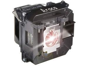 Araca ELPLP60 Projector Lamp with Housing for EPSON 425Wi 430i EB-95 H382A H383A H384A PowerLite 420 425 905 92 93 93+ 95 96W Projector