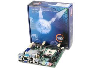 Jetway NF9G-QM77 Intel Socket G2 Core Mobile Dual LAN Mini-ITX with Gen2 Daughterboard Connector