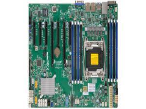 Supermicro Motherboard MBD-X10SRL-F-B Xeon E5-1600/2600v3 LGA2011 C612 256GB DDR4 SATA ATX Brown Box