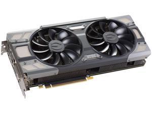 EVGA GeForce GTX 1070 FTW 8GB GDDR5 08G-P4-6276-BR Video Graphic Card GPU