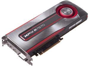 XFX HD 7970 Black Edition 3 GB 1000MHZ GDDR5 Dual Mini DisplayPort HDMI DVI PCI-E