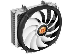 Thermaltake Frio Silent 14 165W Intel/AMD 140mm CPU Cooling Fan CL-P002-AL14BL-B