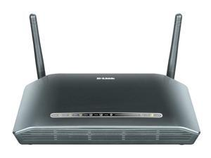 D-Link Wireless N300 Dsl Modem Router