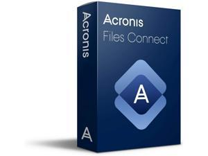 Acronis | EZUHEDENS11 | Files Connect - Enterprise Licensing Program Annual Base License, price per user - 25 maximum allowed Supported Devices