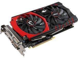 MSI  GTX 970 Gaming 4GB GDDR5 GTX 970 GAMING 4G Video Graphic Card GPU