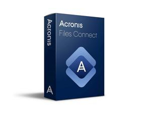 Acronis | EZEHLCENS11 | Files Connect 25-Client Server Cluster - 1 Node, req. ClusterConnect, price per node - 25 maximum allowed Supported Devices