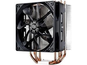 Cooler Master Hyper 212 Evo CPU Cooler, 4 CDC Heatpipes, 120mm PWM Fan, Aluminum Fins for AMD Ryzen/Intel LGA1200/1151