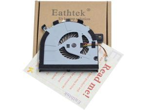 Generic New Laptop CPU Cooling Fan for Toshiba Satellite E45T E45t-A4200 E45T-A4300 Series Replacement Part Number DC28000DTA0